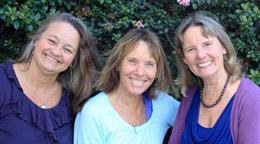 Kristin, Jean, Christine